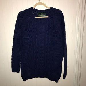 C. Wonder sweater